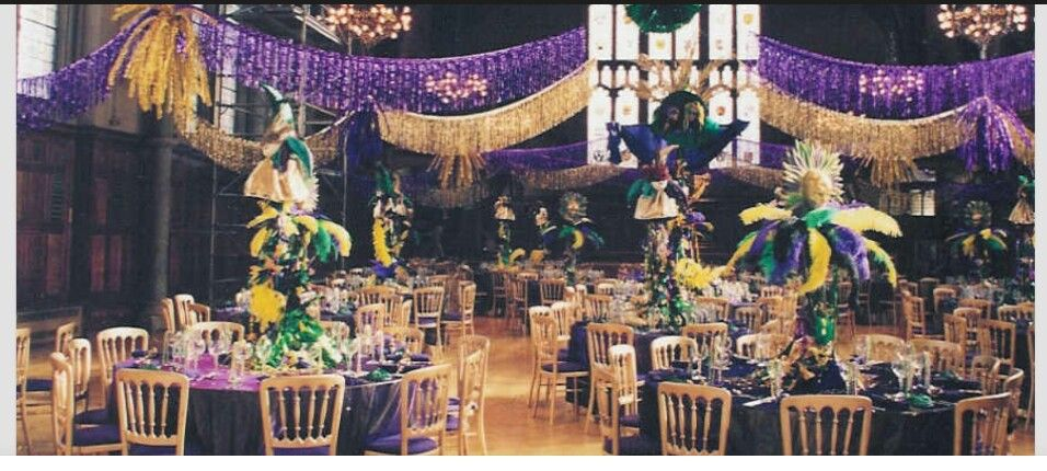 Mardi Gras Party Supplies Home / Holidays & Special Occasions / Holiday Party Supplies / Mardi Gras Party Supplies Get ready for Fat Tuesday this year with help from Windy City Novelties.