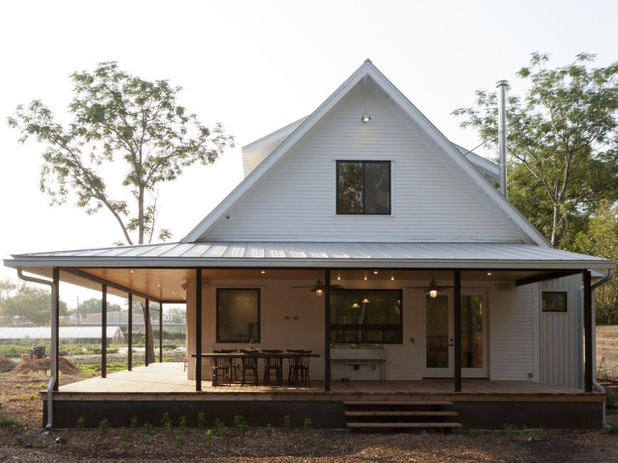 Farm House With Lovely Wrap Around Porch Houses Pinterest