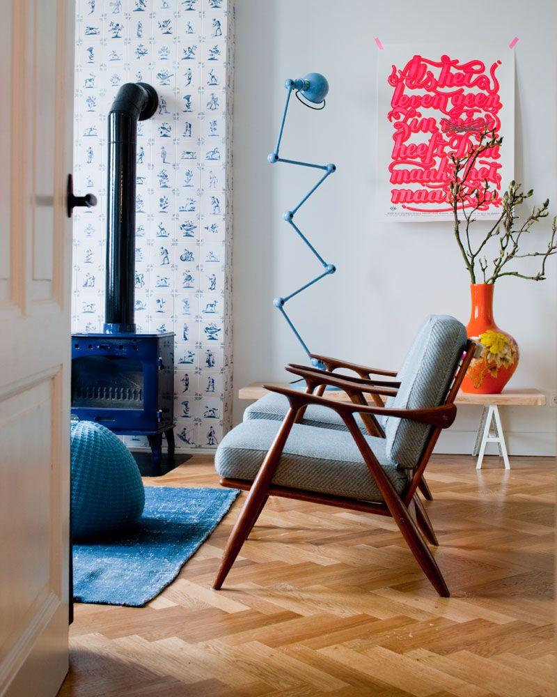 Inspiratie woonkamer landelijk: landelijk wonen interieur ...