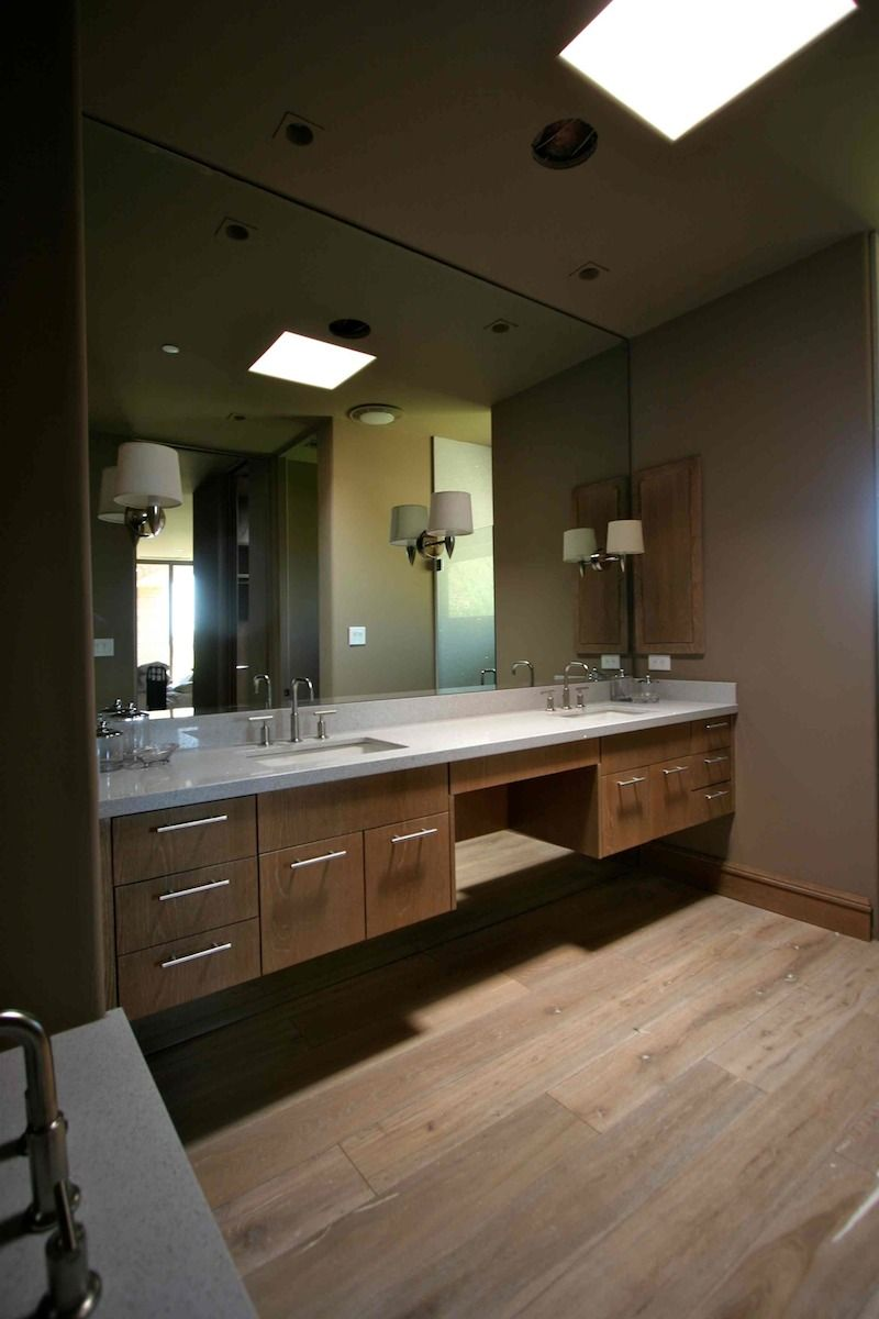 Floating Vanity Bathroom Ideas Pinterest