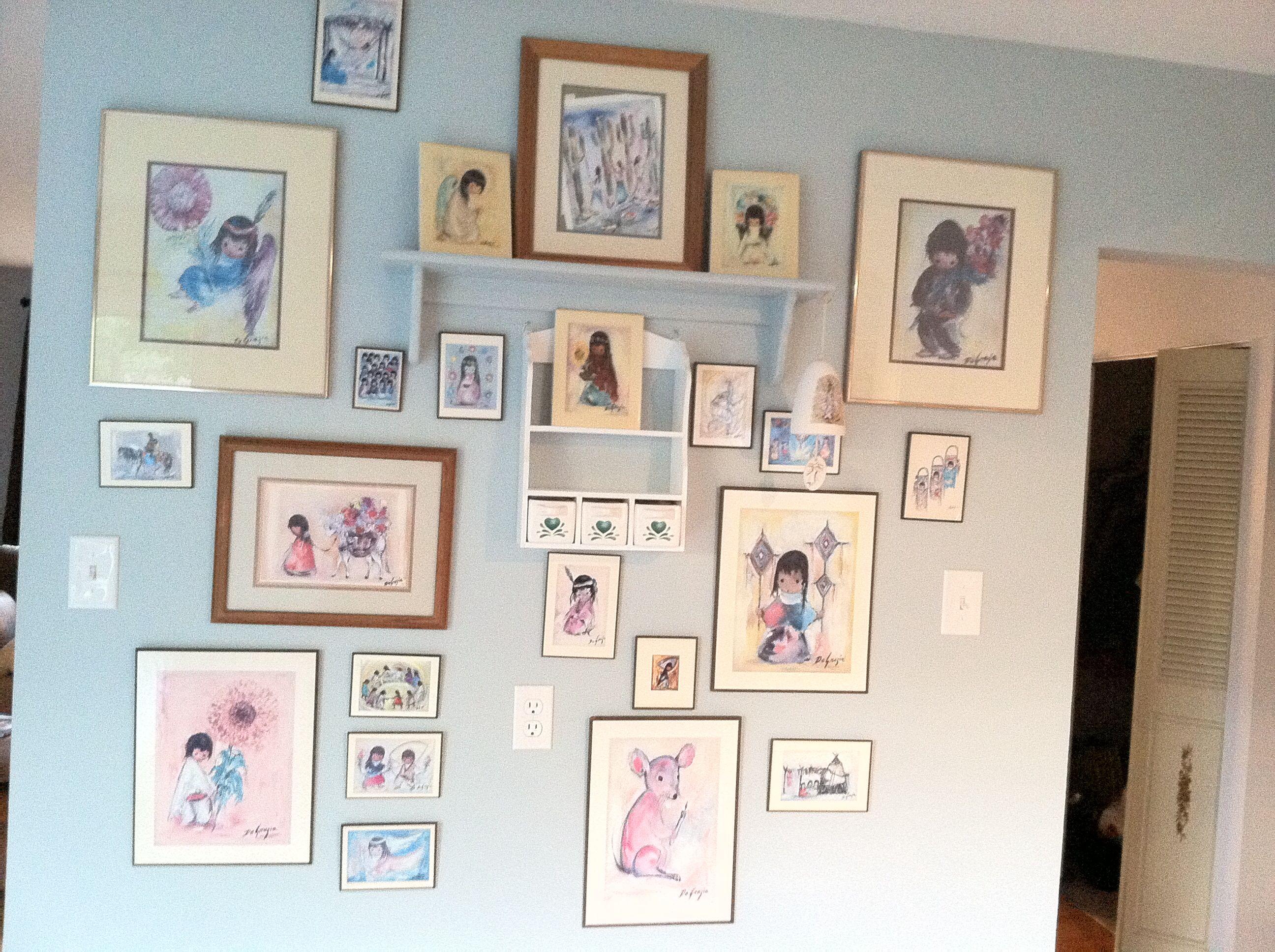 Gallery Wall Degrazia In My Kitchen Home Decor Pinterest