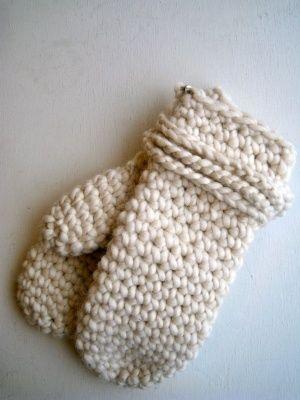 crochet mitten pattern Crochet Pinterest
