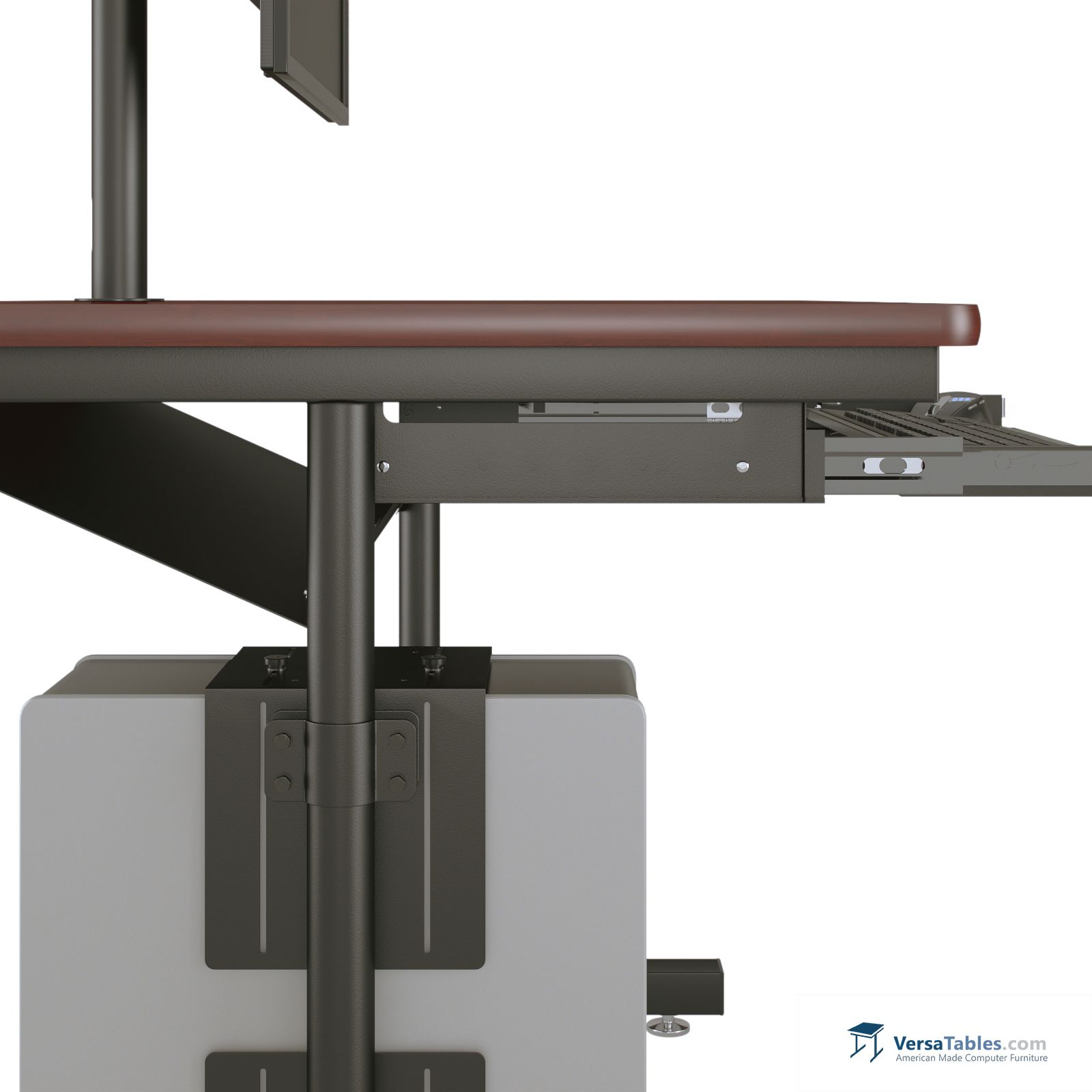 Pin by Versa Tables on Basic puter Table BCT Series
