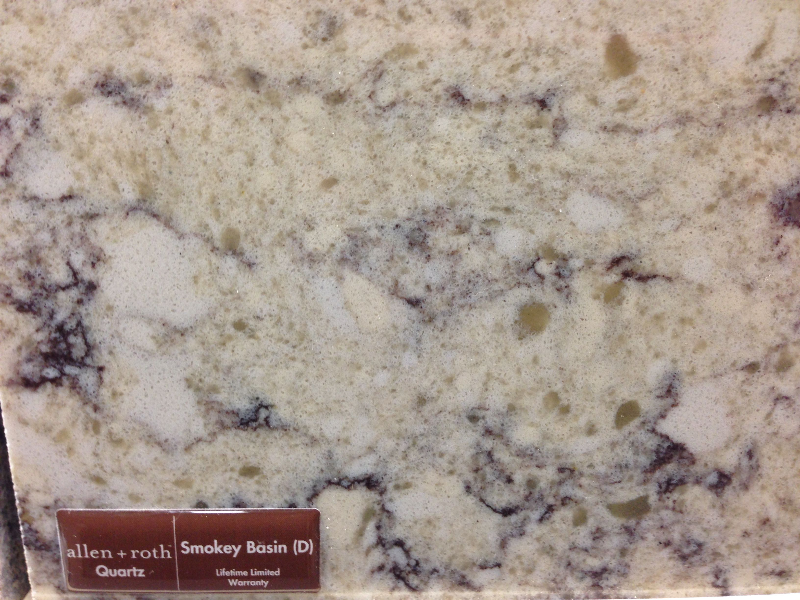 Quartz Countertop Brands : quartz countertop swatch kitchen renovation Pinterest