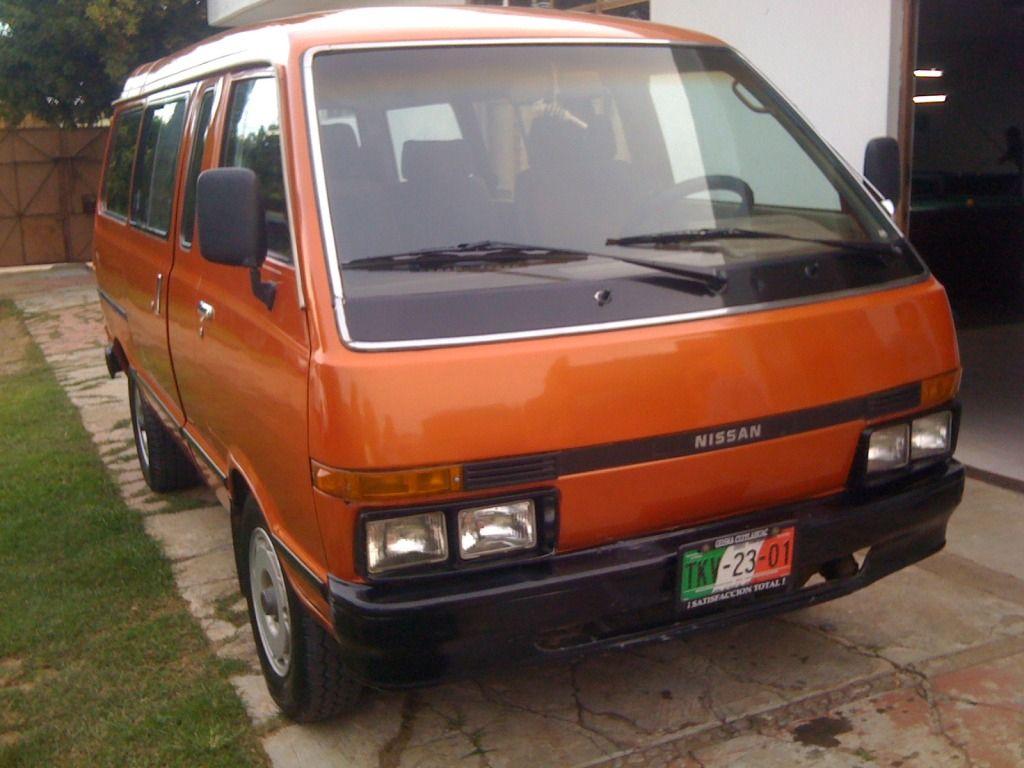 Nissan Ichivan 1987-1992 | Nissan | Pinterest
