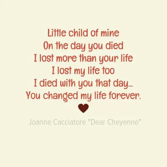 my baby changed my life Hey hun, it changed my life for the better without a doubt but it has got to be the hardest thing i have ever done in my life sleep is a distant memory.