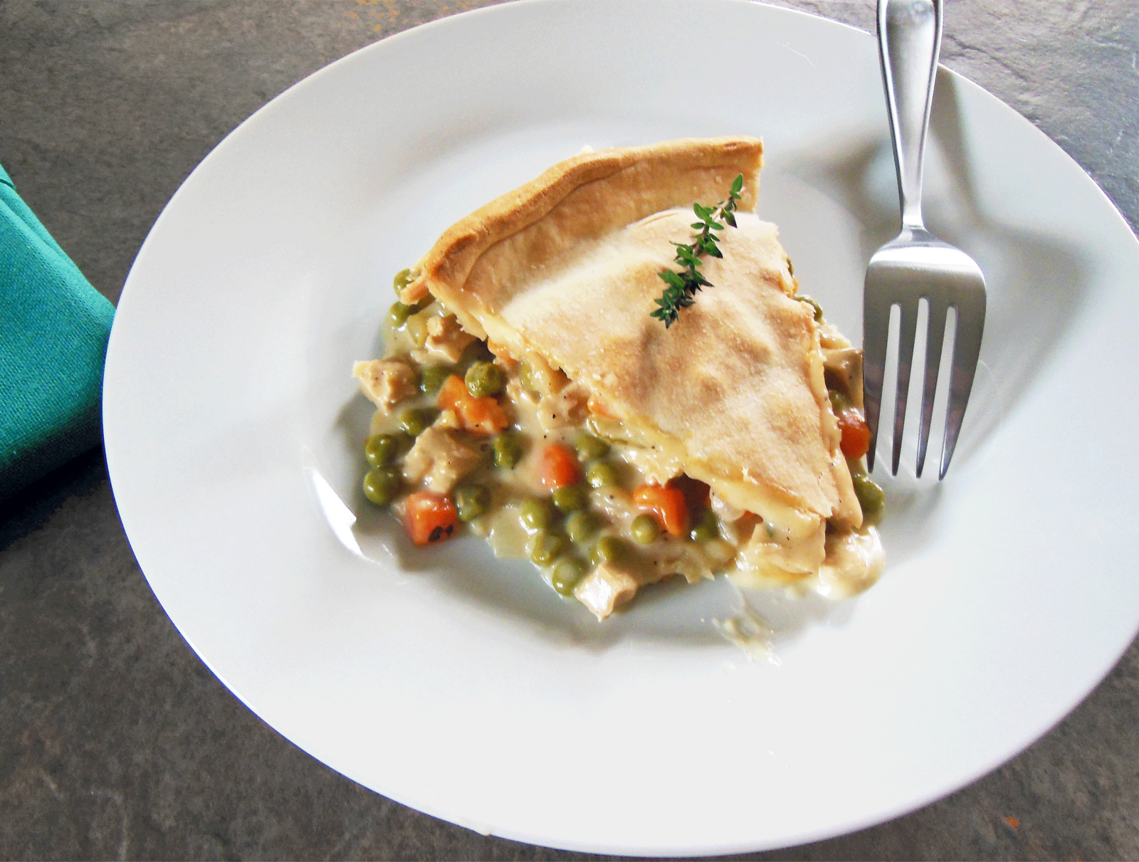 Vegetarian Pot Pie | Recipes to Try | Pinterest