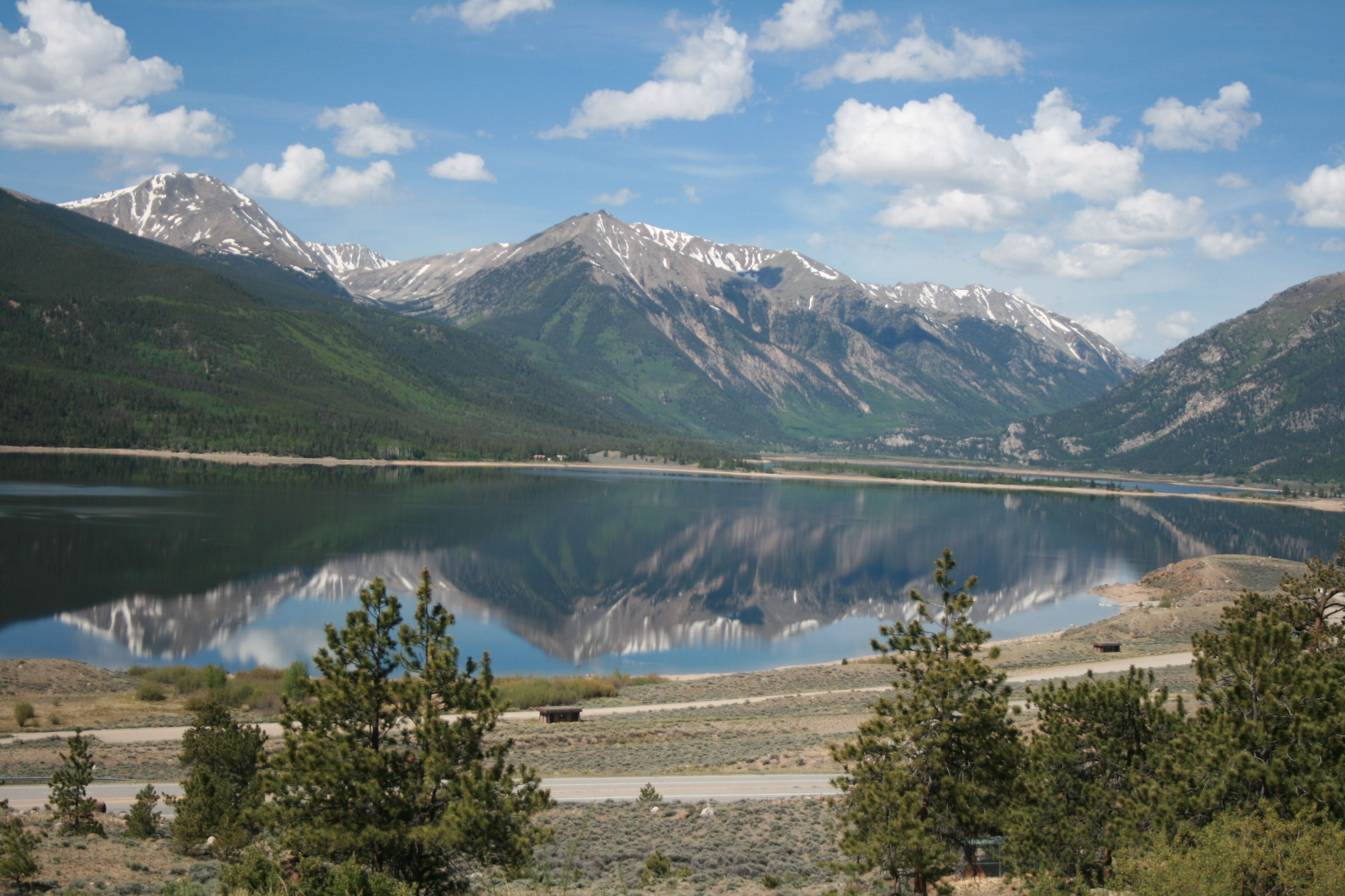 Colorado twin lakes fishing for Fishing lakes in colorado