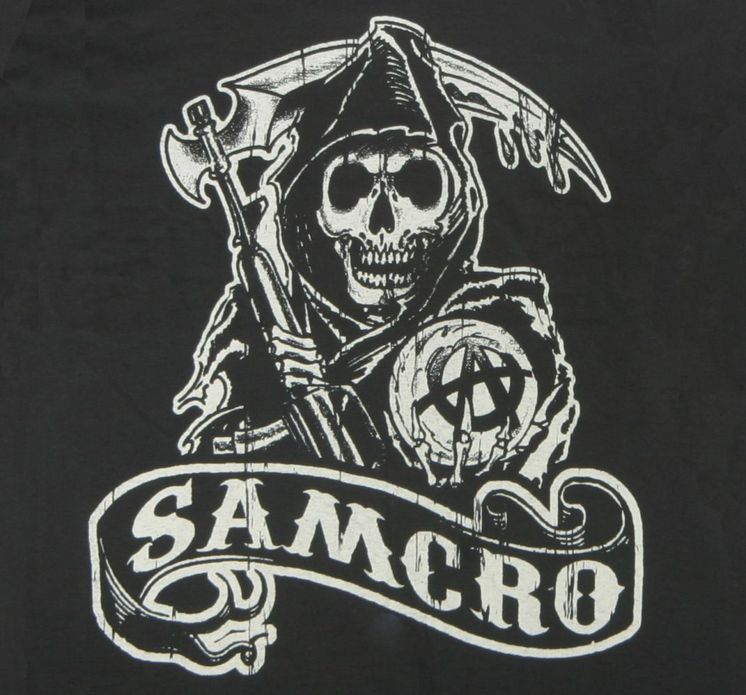 sons of anarchy reaper logo vector wwwimgkidcom the