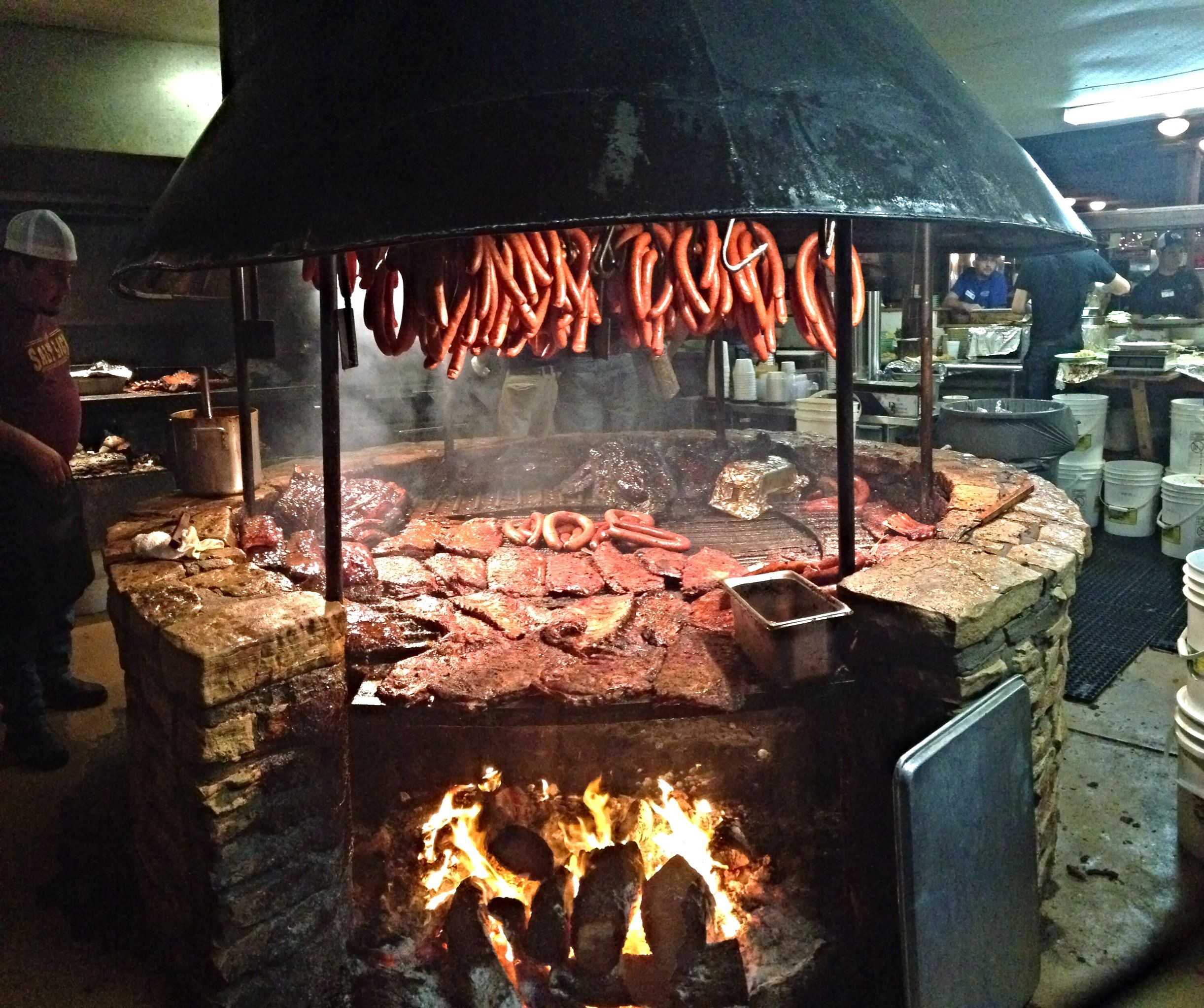 With millions at the salt lick Leigh has