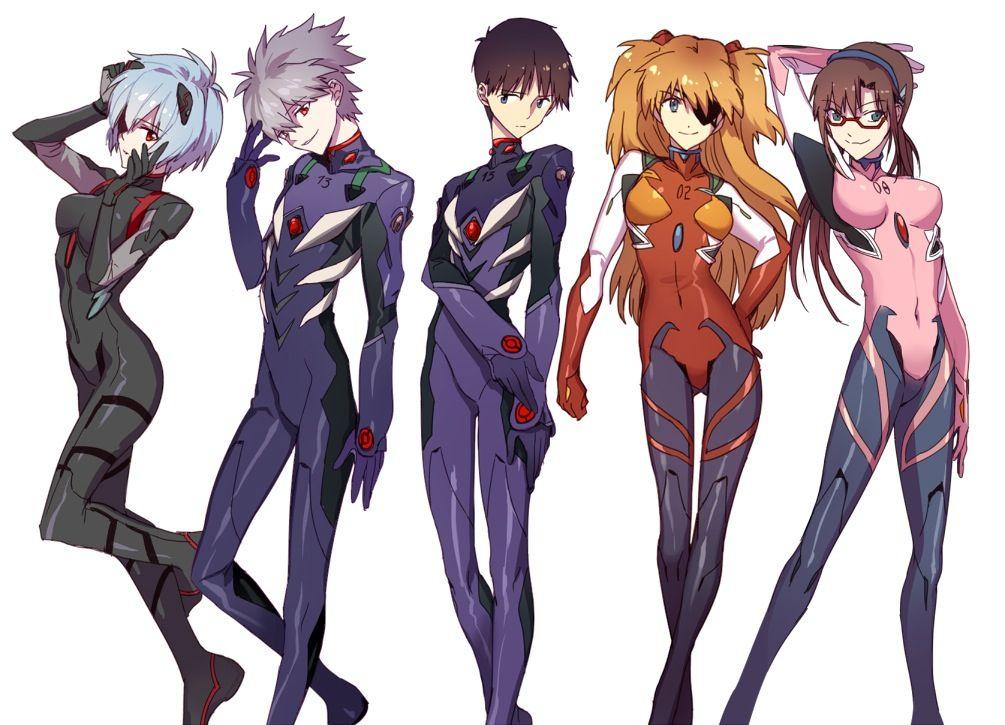 Anime Evangelion