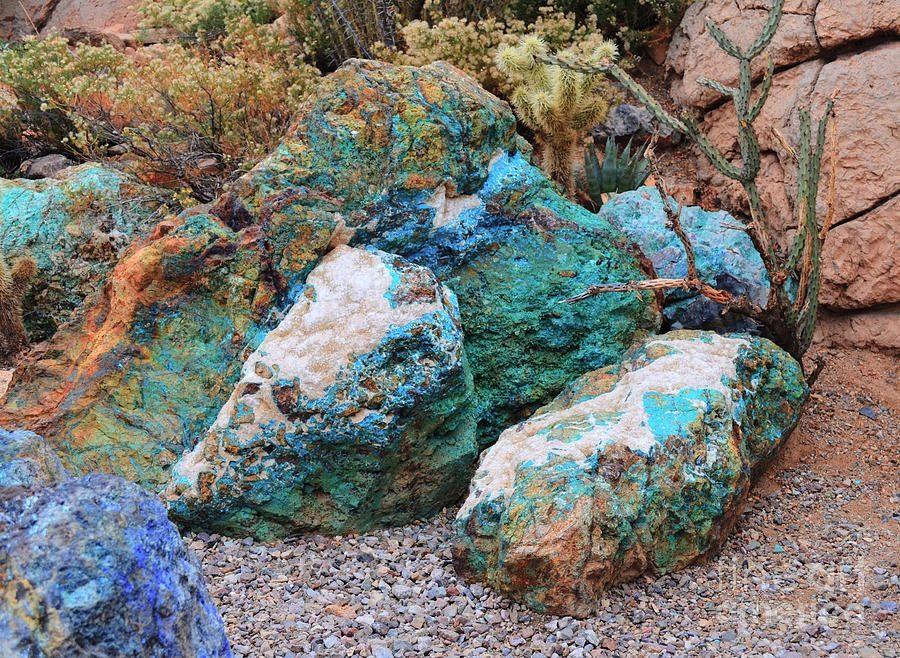 Turquoise stone for landscaping   Whimsical Gardener   Pinterest