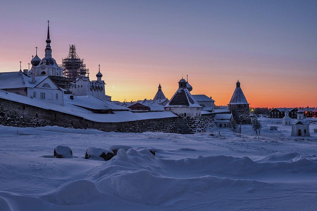 ソロヴェツキー修道院の画像 p1_10