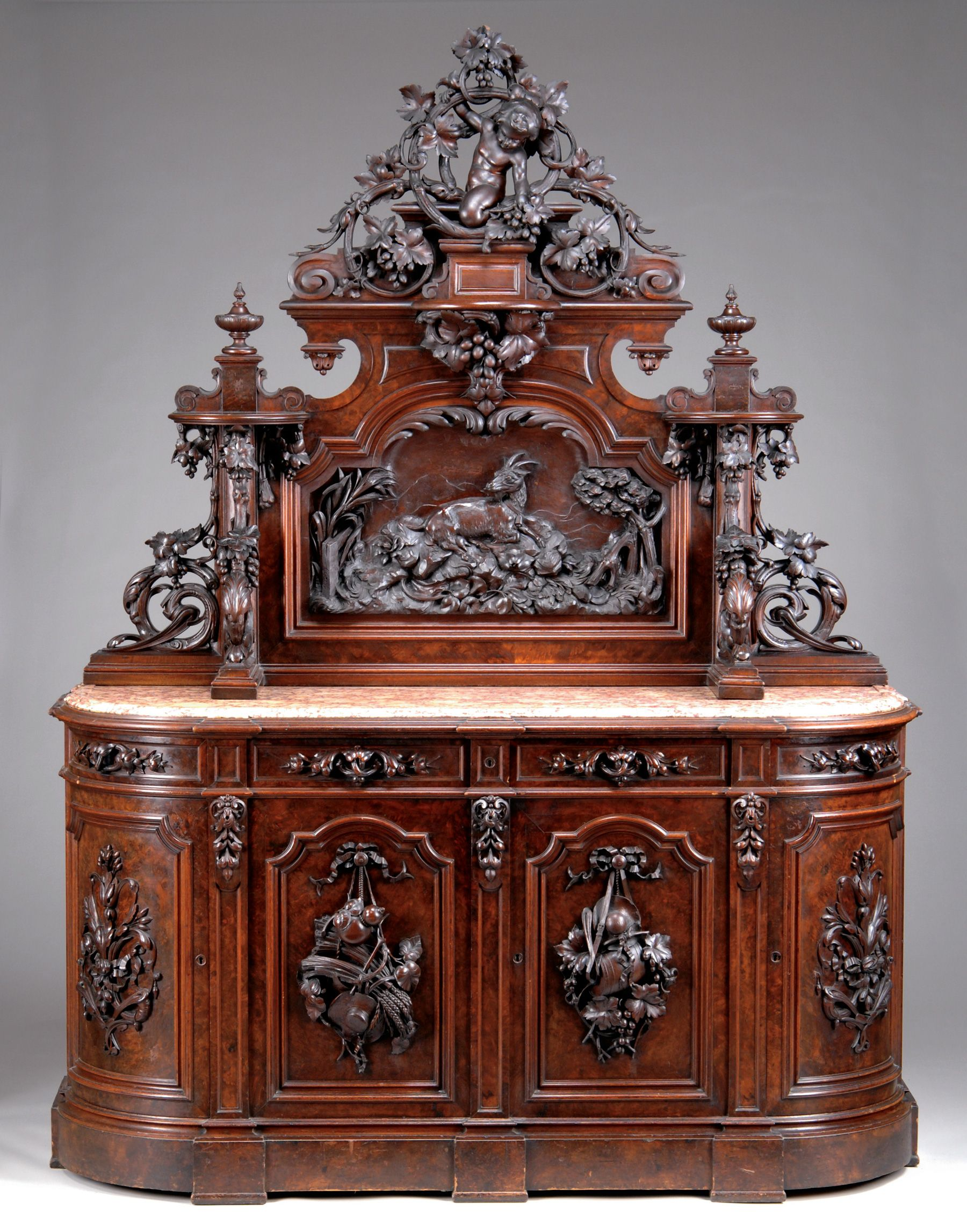 Victorian Furniture Of Absolutely Gorgeous Ornate Victorian Piece Victorian