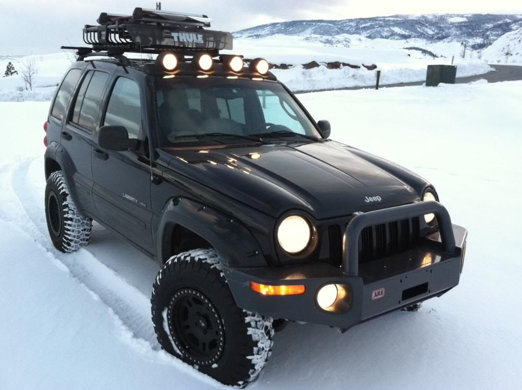 Aftermarket Jeep Liberty Aftermarket Parts