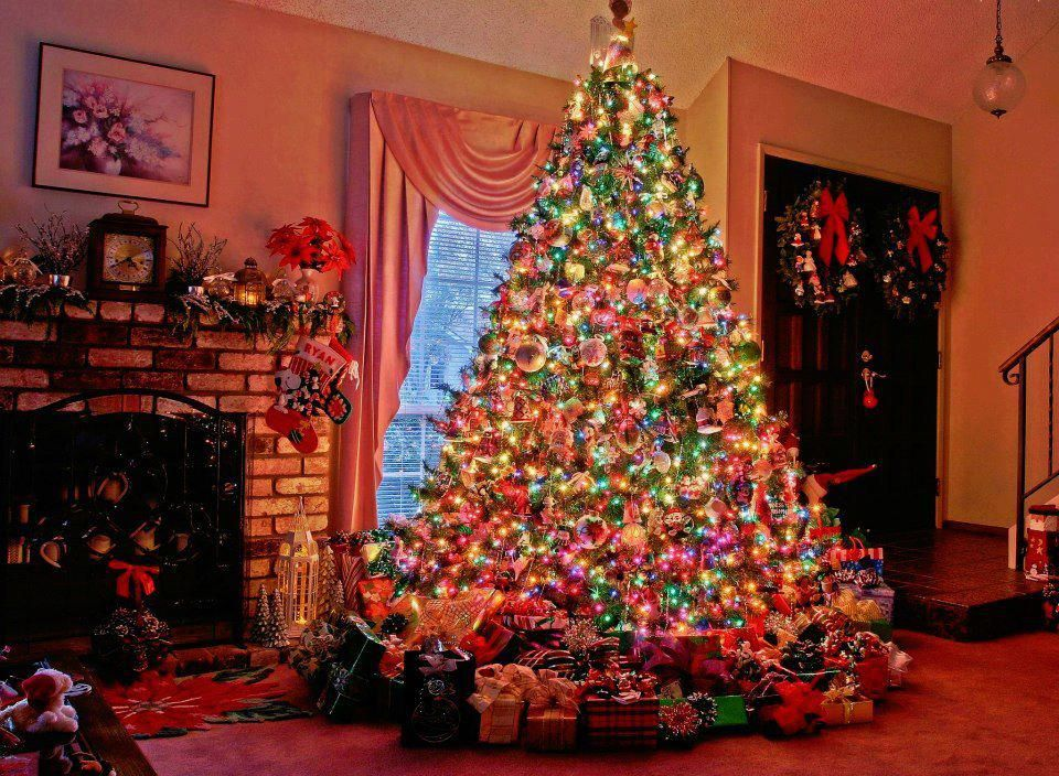 Most Beautiful Xmas Tree I 39 Ve Ever Seen Xmas Pinterest
