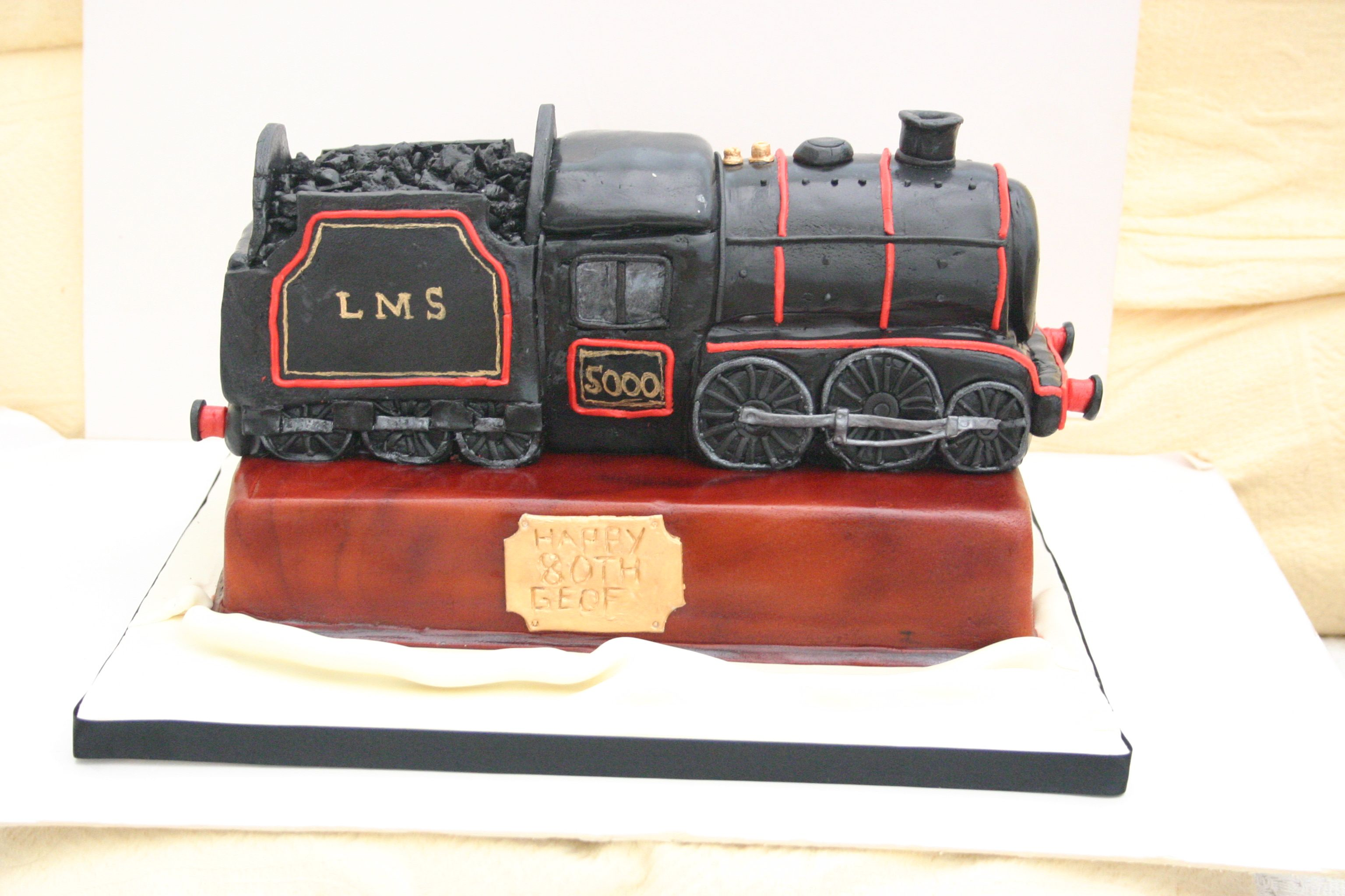 Steam Train Cake Images : Steam Train Cakes Cake Ideas and Designs
