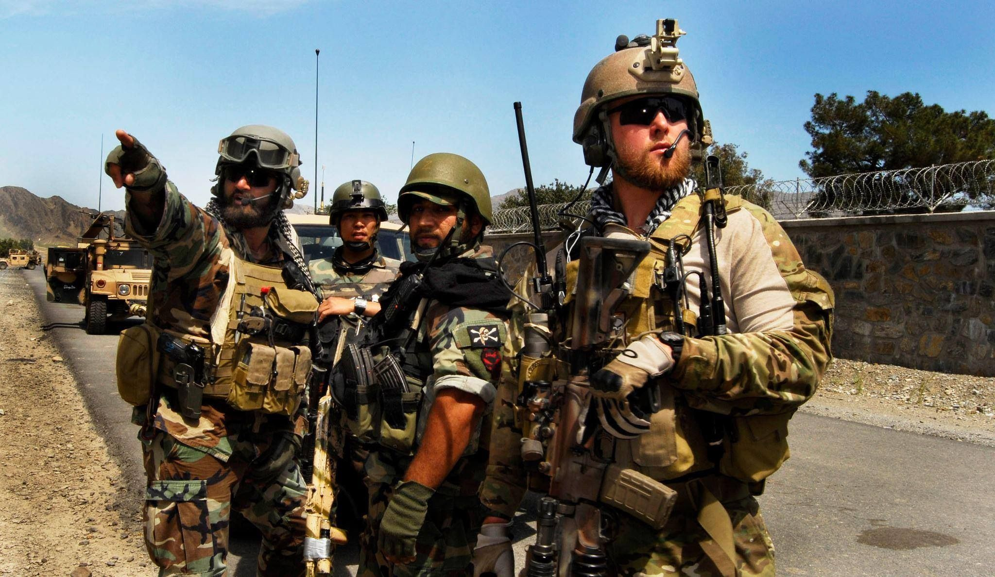 Image result for US advisors in Iraq