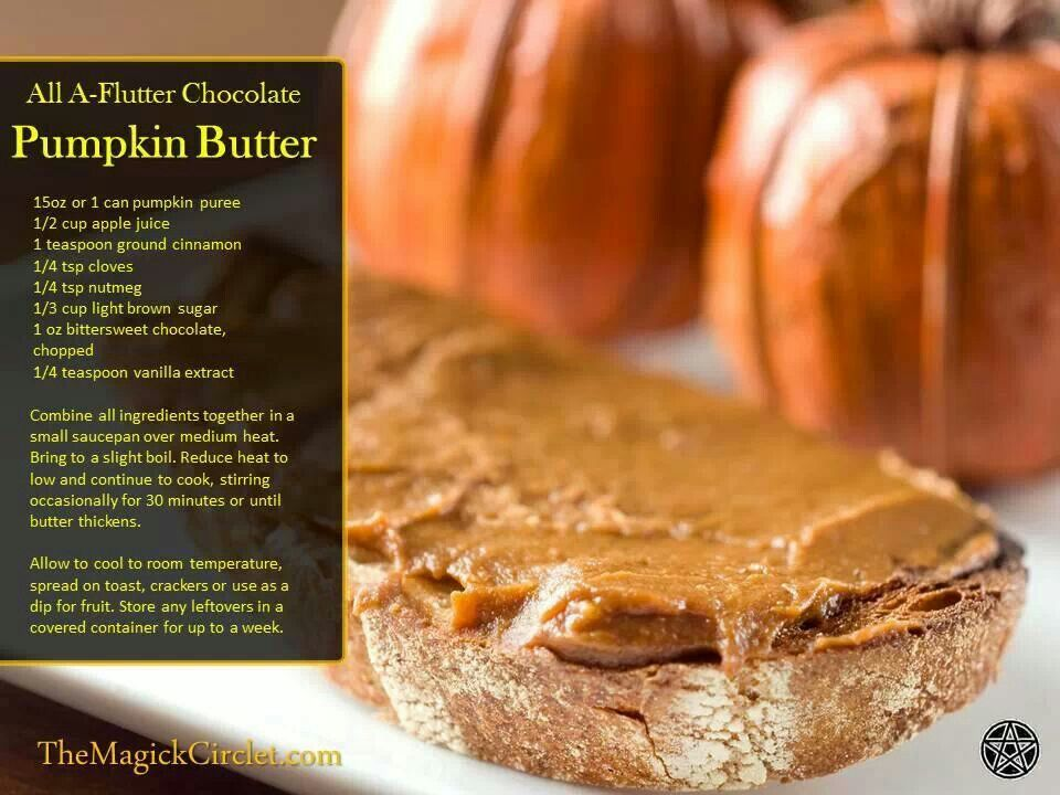 Pumpkin Butter | All about Pumpkin! | Pinterest