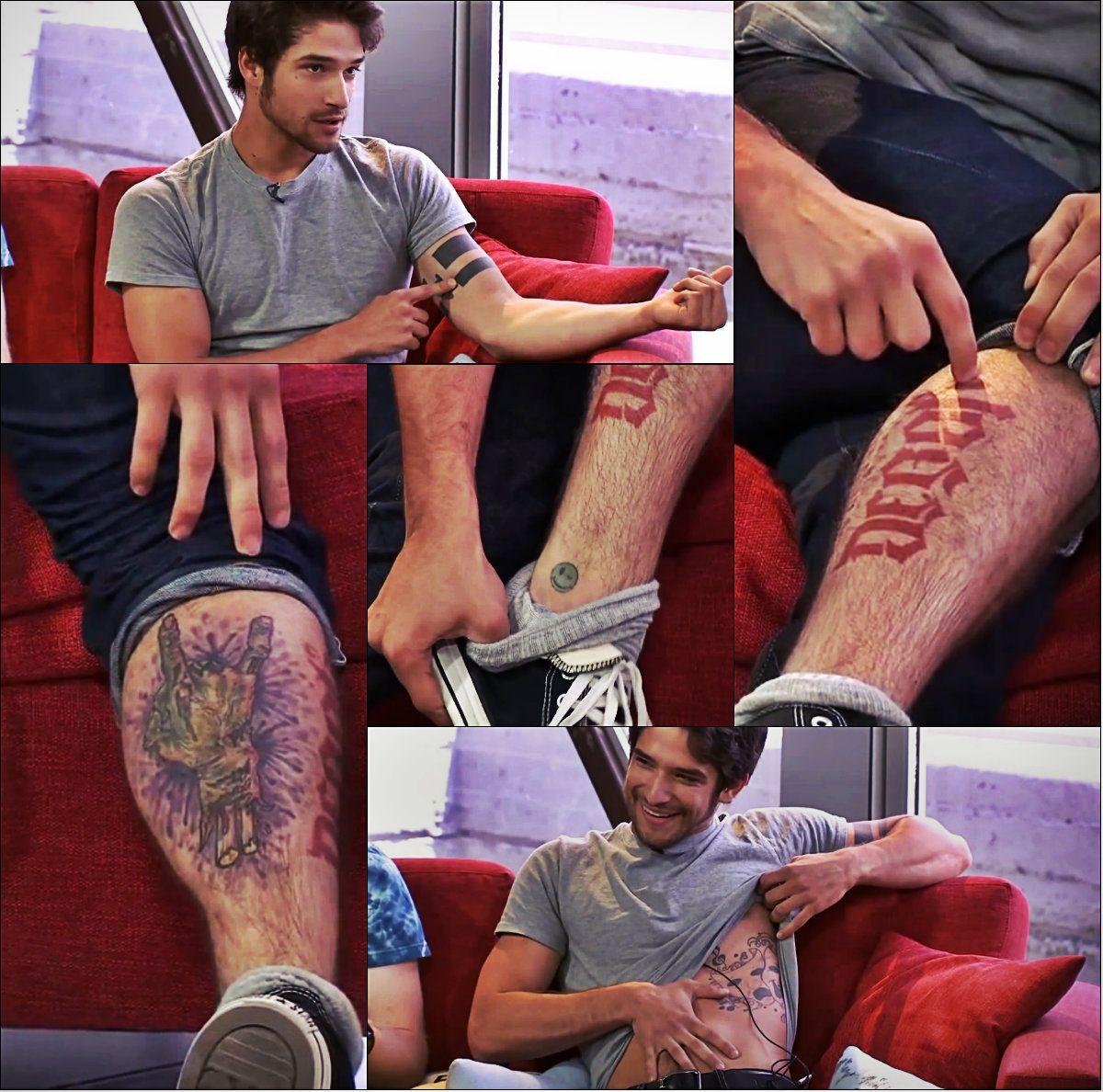 Татуировки тайлера пози фото