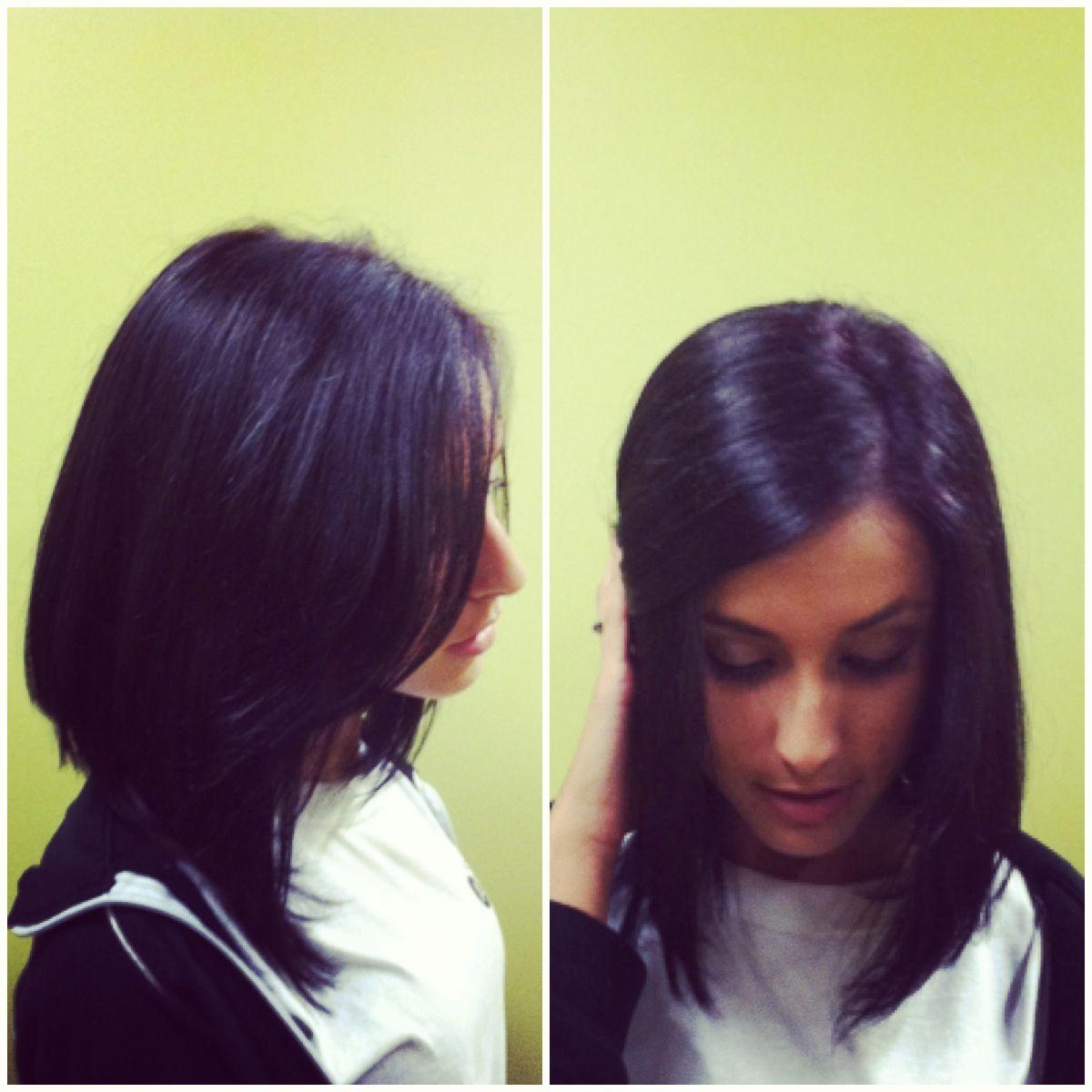 Feria Violet Soft Black Hair Color  Dark Brown Hairs