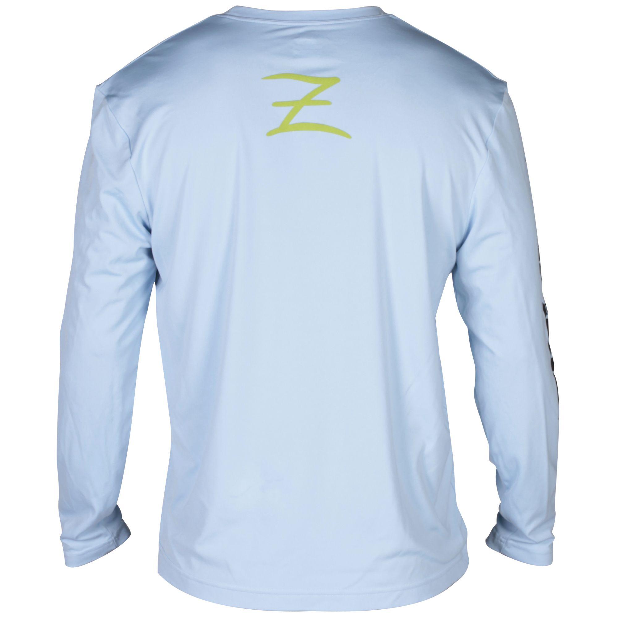 Light blue fishing shirt back uv protection pinterest for Uv fishing shirts