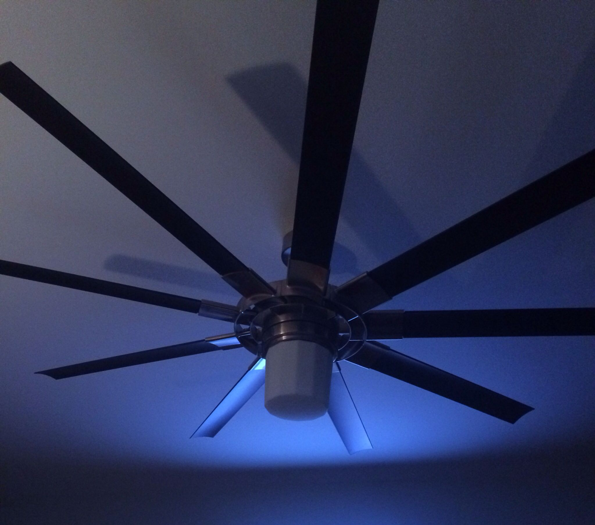 Helicopter ceiling fan --lowe's | For the Home | Pinterest