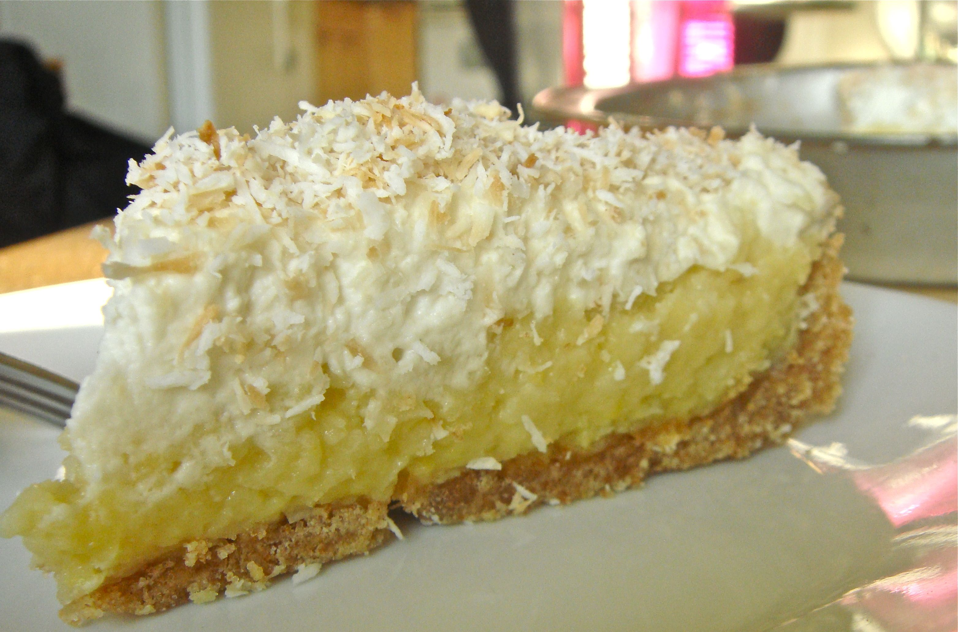 Coconut cream pie | Pies & Hoilday Pies | Pinterest