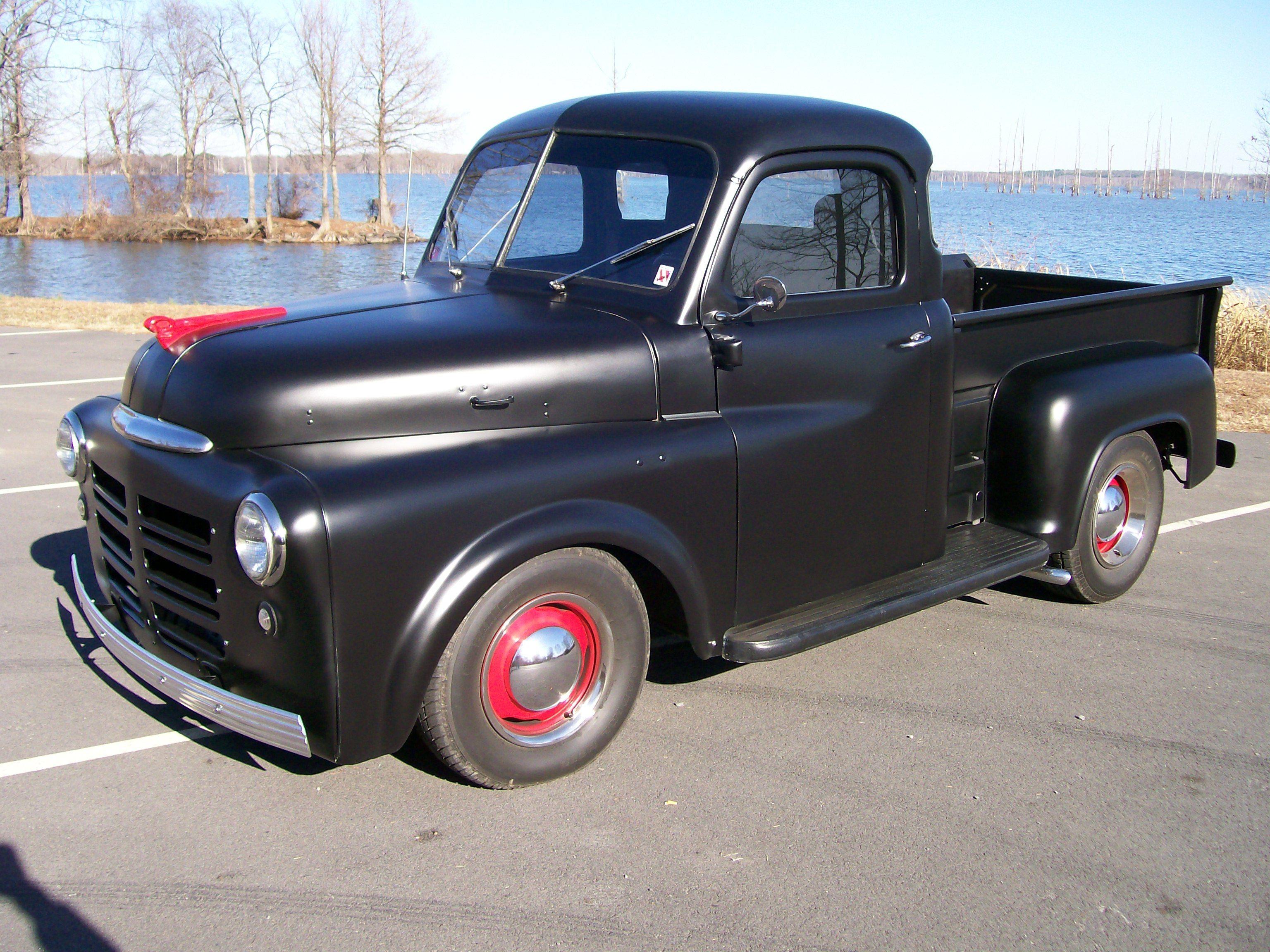 1949 Dodge Pickup My Husband Built 49 Dodge Trucks