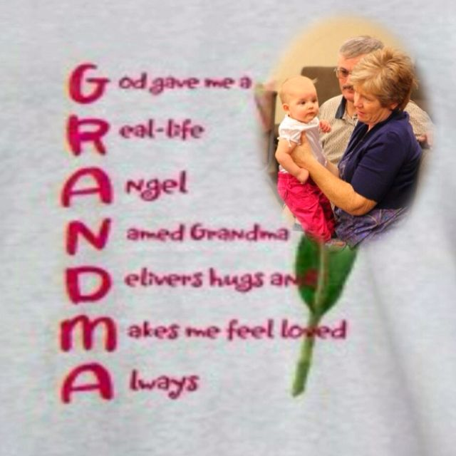 Grandmother poems from grandchildren