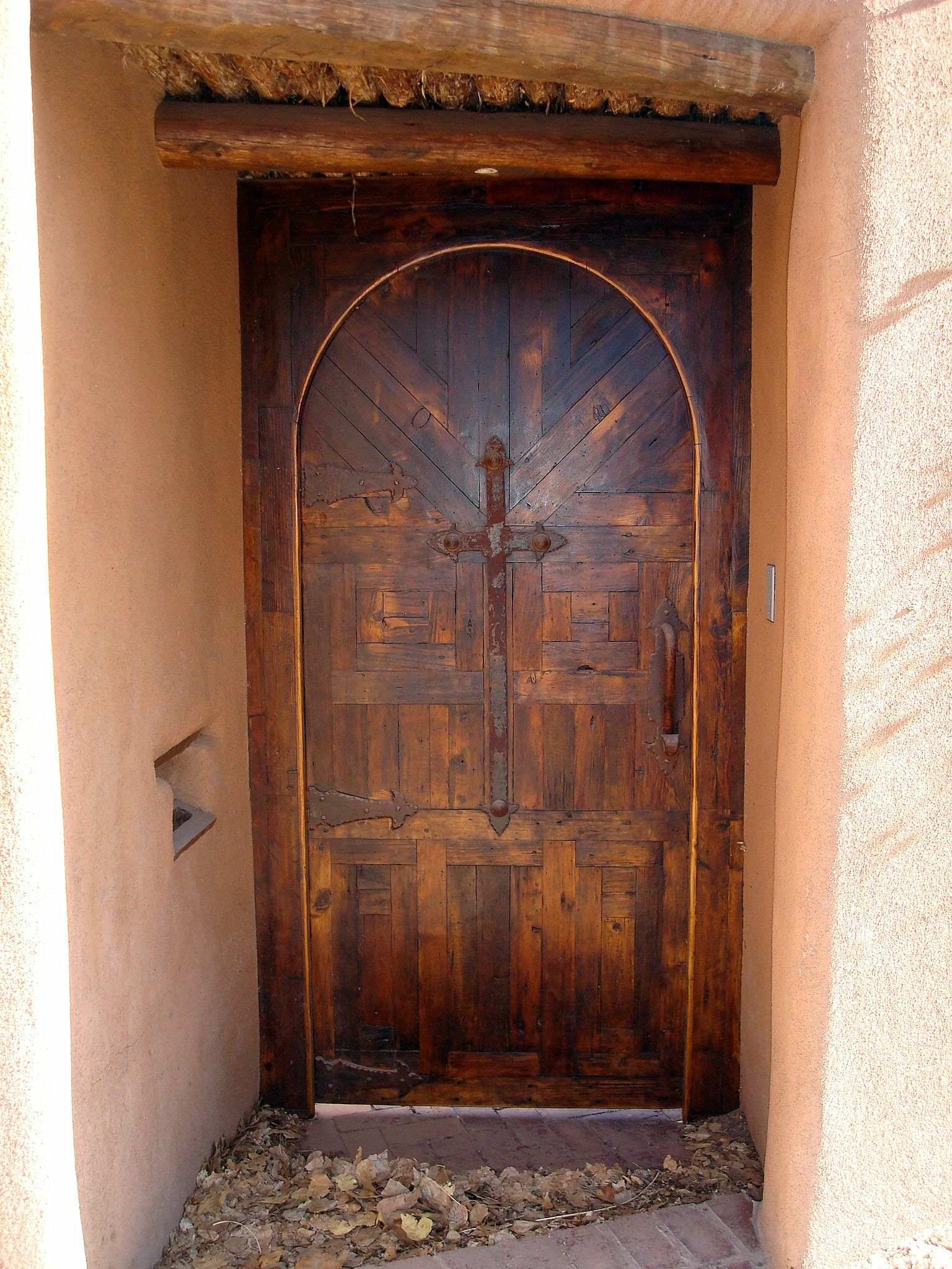 Santa fe door new mexico doors windows pinterest