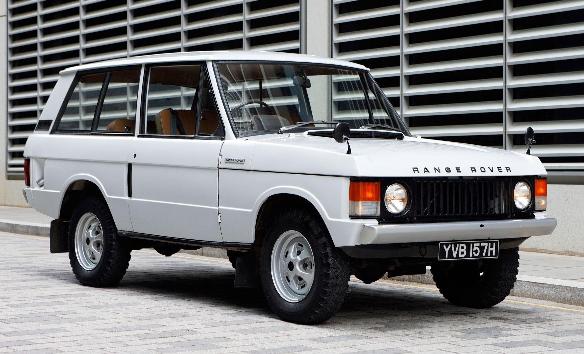 range rover classic cars range rover 3 doors 1970 1986 pint. Black Bedroom Furniture Sets. Home Design Ideas