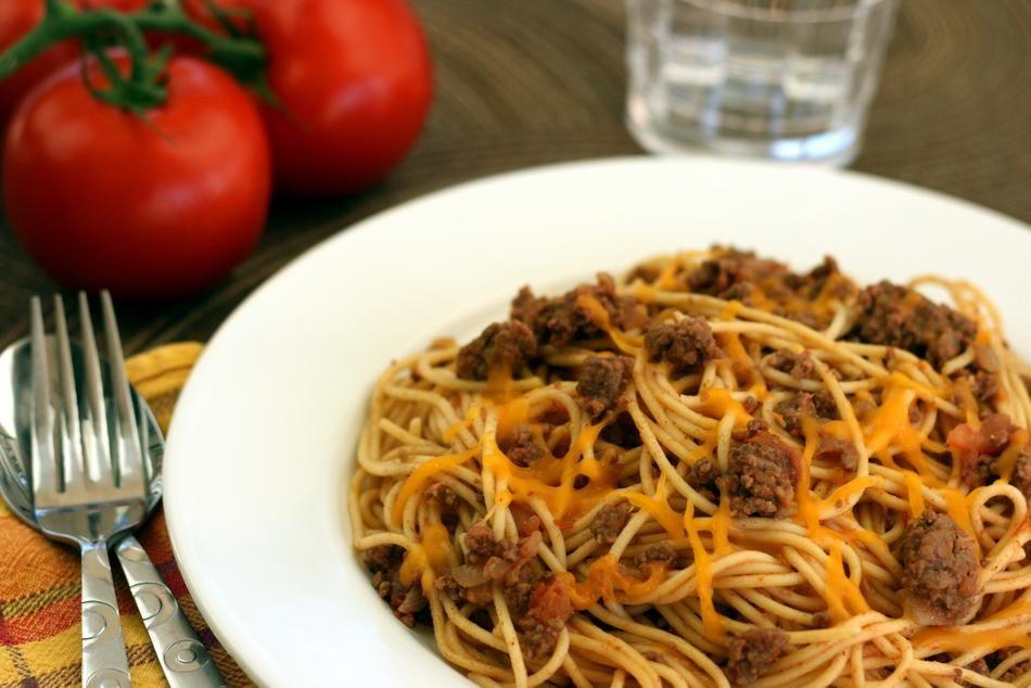 Watch Spaghetti with Meat Ragu video