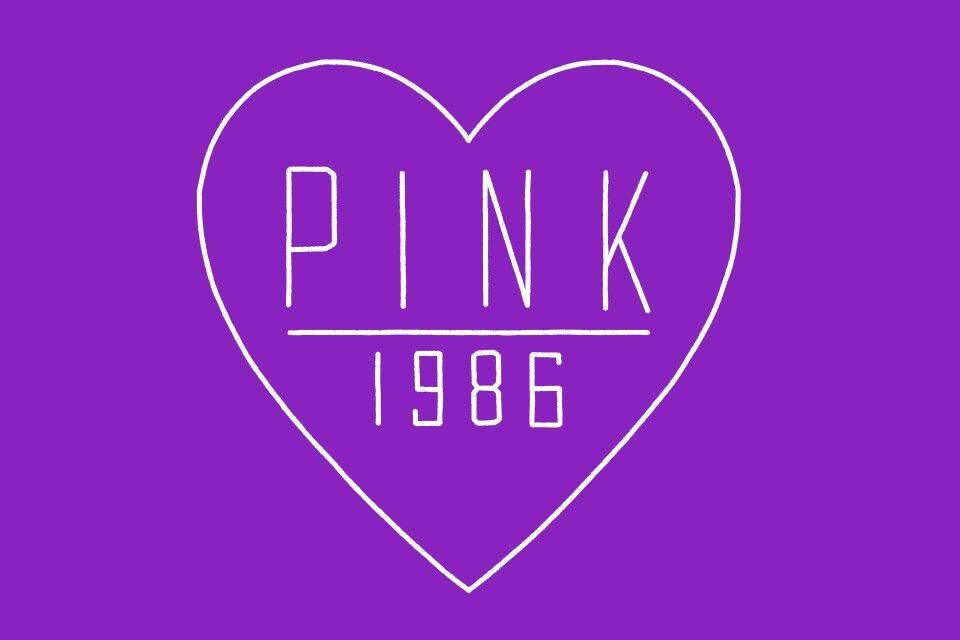 laughlin victorias secret pink