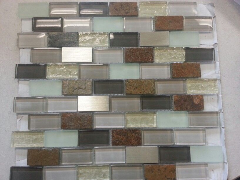 Backsplash From Home Depot Backsplashes Tile Pinterest