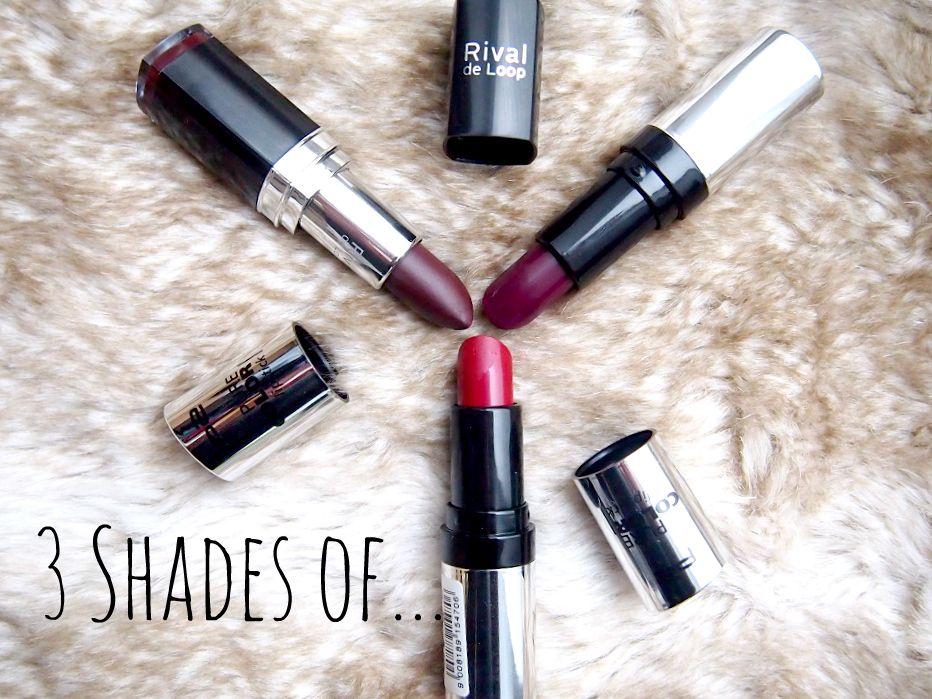 dark lips, p2, Rival de loop