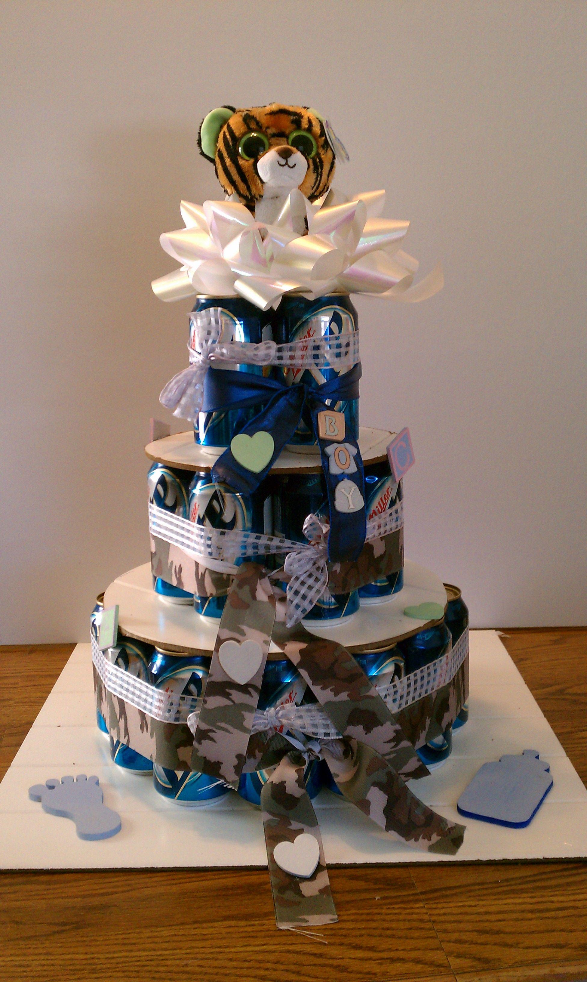 Couple Shower Cake Ideas