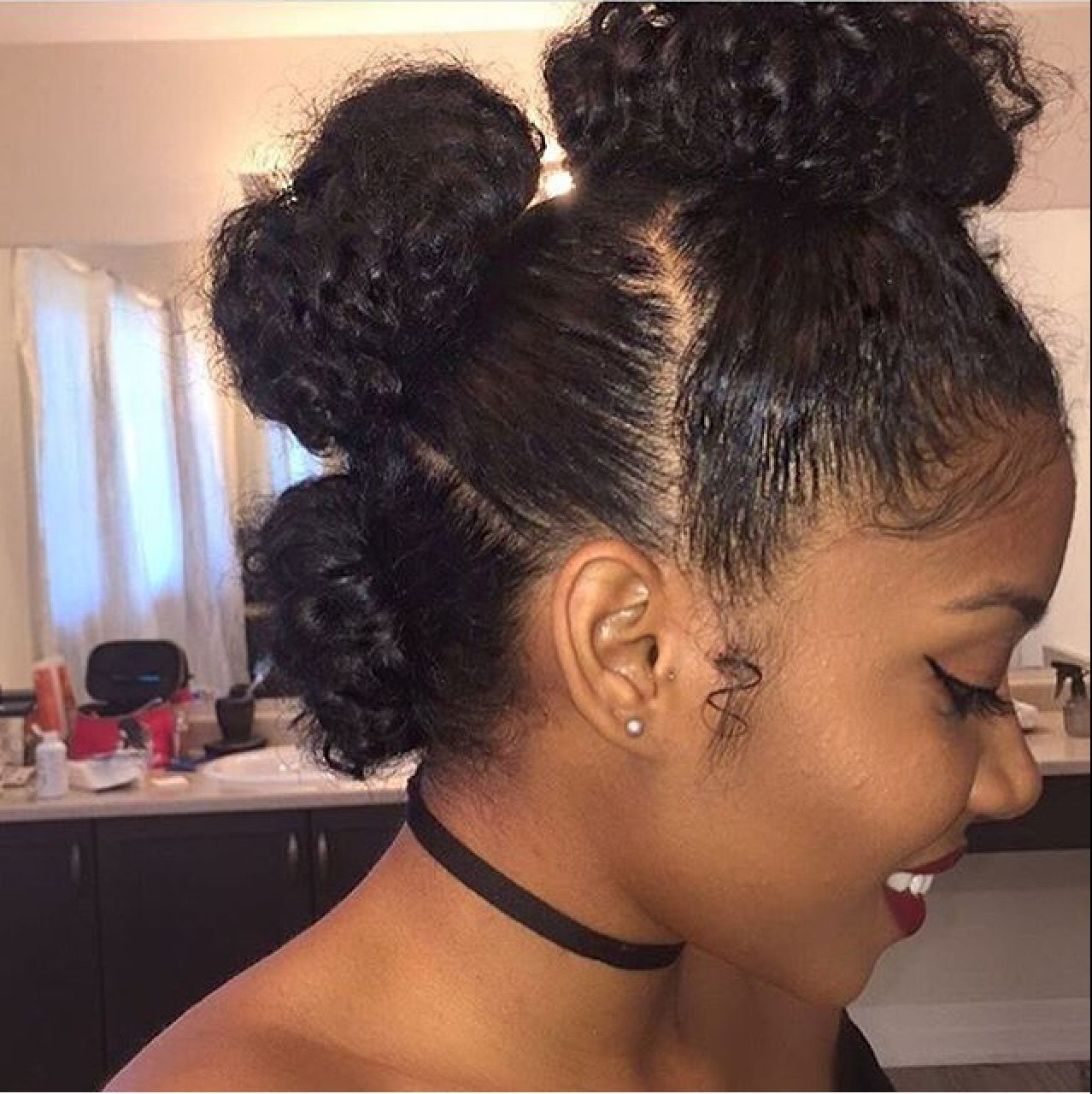 145 best Hairstyles images on Pinterest in 2018  Curls