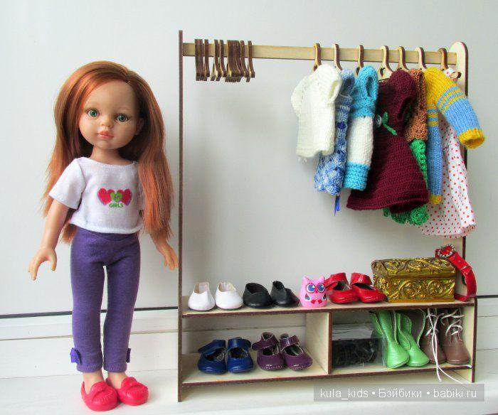 Одежки для кукол и игрушек своими руками