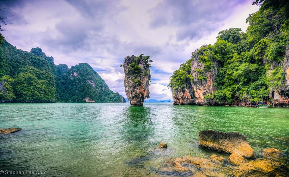 Thailand Beautiful Places Pinterest