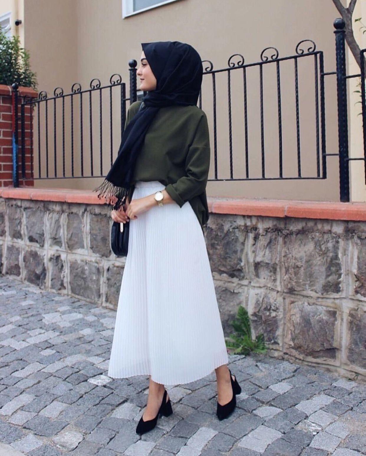 foto Hijab Graduation Outfit-18 Ways to Wear Hijab on Graduation Day