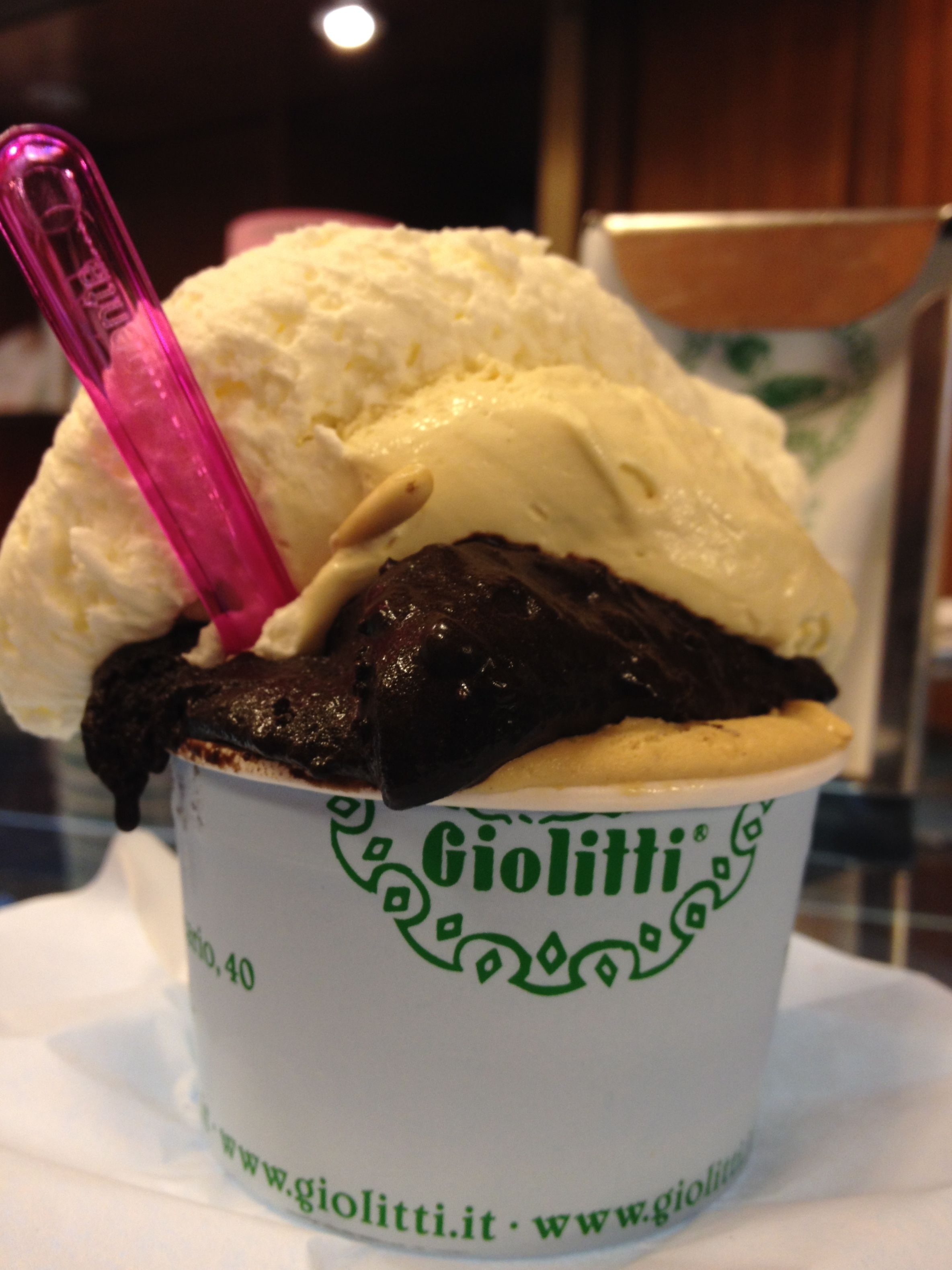 Giolitti my favorite in Rome | Rome, Italy | Pinterest