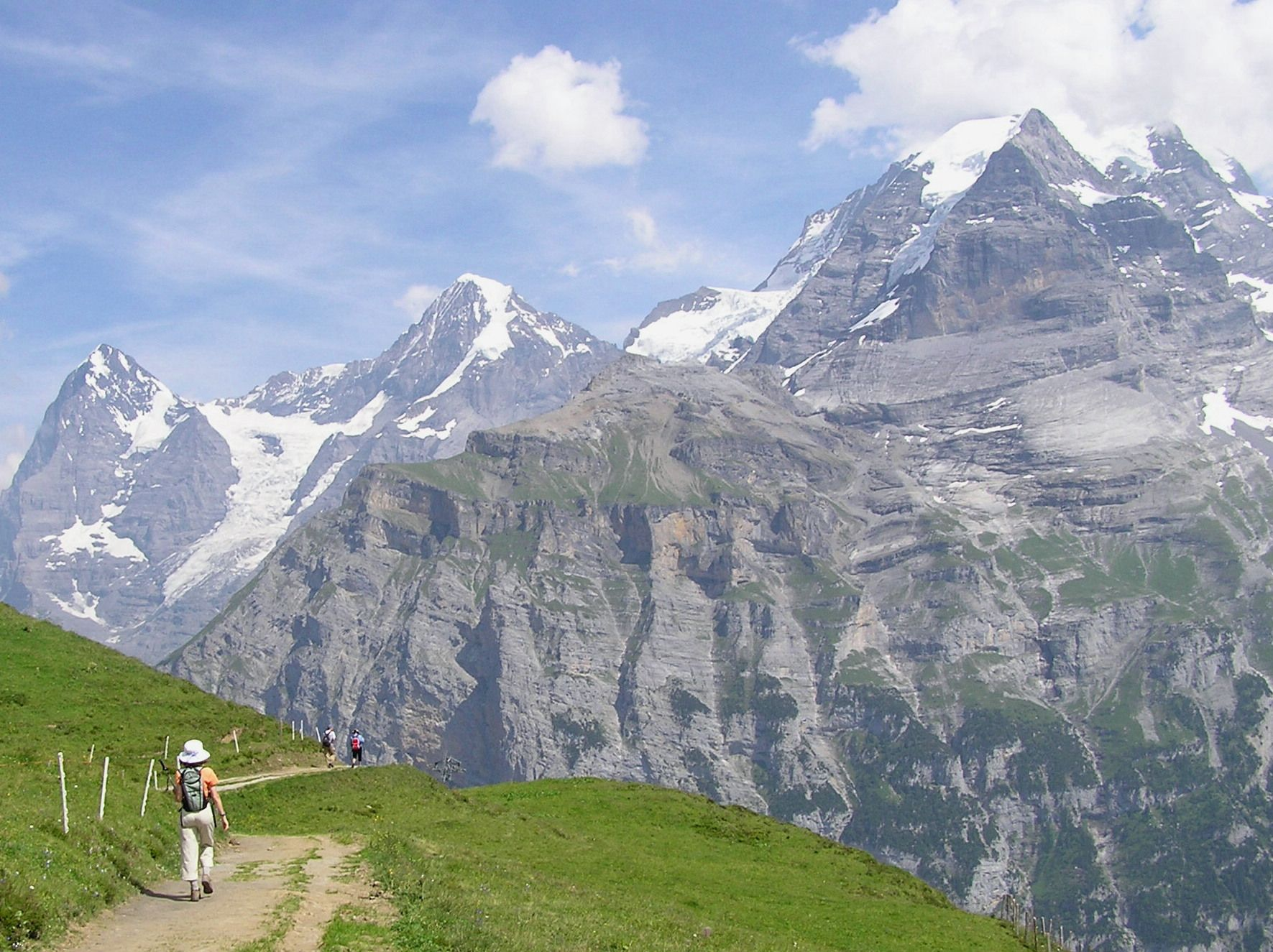 Hiking In The Swiss Alps The Wanderlust Traveler In Me