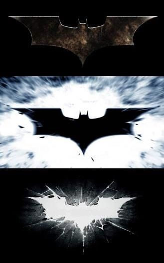 pictures of the dark knight trilogy symbol