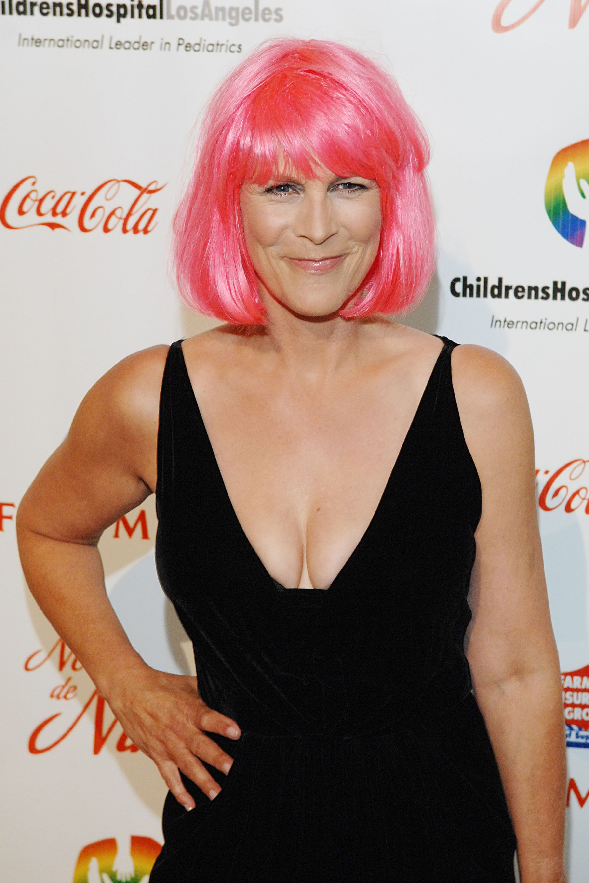Alfa img - showing jamie lee curtis klinefelters syndrome