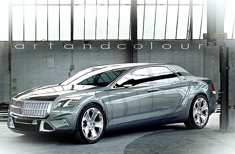 2007 Lincoln MkTC (Town Car) Concept | Design auto | Pinterest