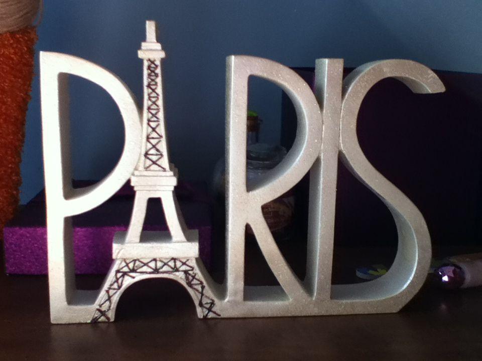 Pinterest for Paris decorations for home