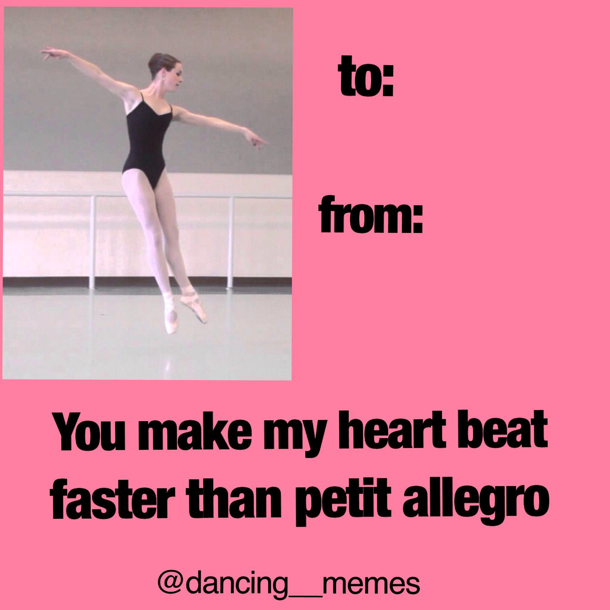 valentine petit dancer