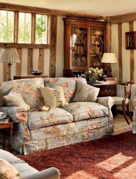 English Cottage Interior Interior Design I Pinterest