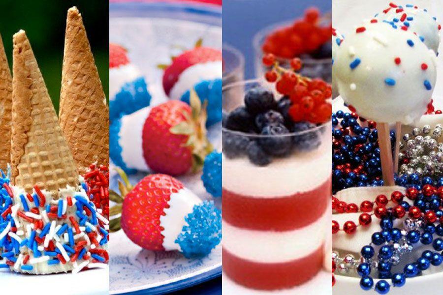 memorial day fun foods